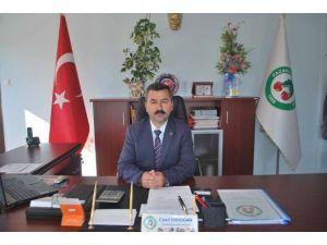 Başkan Cavit Erdoğan'dan Yeni Yıl Mesajı
