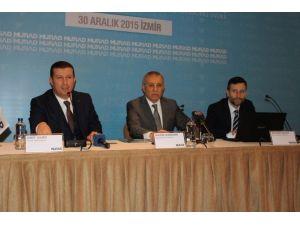 MÜSİAD Genel Başkan Yardımcısı Nazım Özdemir: