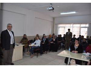Korkuteli'de Uygulamalı Girişimcilik Eğitimi Başladı