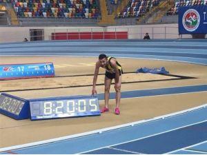 Thom Sporcusu Türkiye Rekoru Kırdı