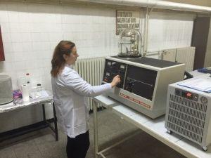 Bülent Ecevit Üniversitesi, Kimya Laboratuvarına Yeni Nesil Cihaz