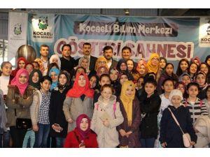 Bilim Merkezi, İstanbul'dan Gelen 15 Bin Öğrenciyi Ağırlayacak