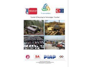 Turgut Özal Üniversitesi'nden ömrünü tamamlamış araçlara eğitim desteği