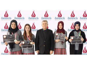 Eskişehir Özel Gülbahar Okulu'ndan olimpiyat başarısı