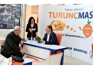 Başkan Uysal, Turunç Masa'da 41 Vatandaşı Dinledi