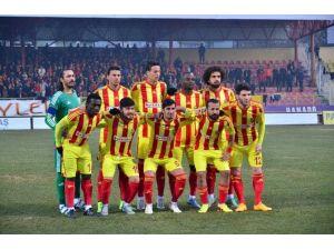 Alima Yeni Malatyaspor'un İlk Yarı İstatistikleri