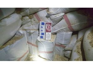Denizli'de 28 Bin Adet Kaçak Sigara Ele Geçirildi