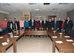 Amatör Spor Kulüplerinden Başkan Doğan'a Talep