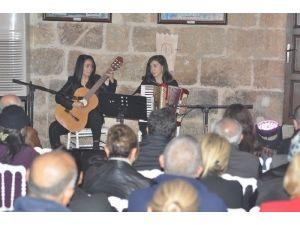 Ramazanoğlu Konağı'nda Müzik Dinletisi