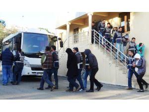 Organizatörler Tutuklandı