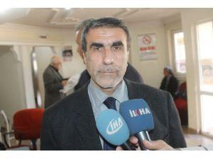 Yeşilay Mardin'deki Projelerini Sürdürüyor