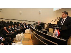 Kahramanmaraş'ta Sigortacılar Sorunları Tartıştı