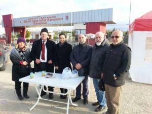 Adana 'Silivri' Nöbetinde
