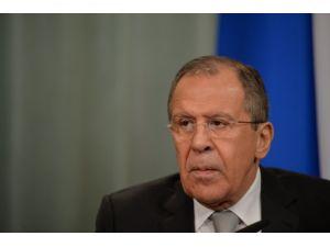 """Lavrov: Türkiye Irak'ta """"küstahça"""" davranıyor"""