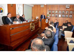 Adana Ticaret Borsası Meclis Başkanı Yumuşak: 2015 kayıp yıl oldu