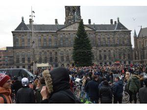Amsterdam'a yılbaşında 500 bin turist gelecek