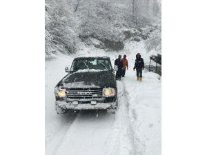 Valilikten Yoğun Kar Uyarısı