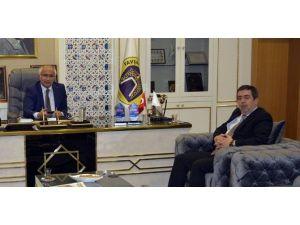 Milletvekili Ali Aydınoğlu'ndan Ziyaret