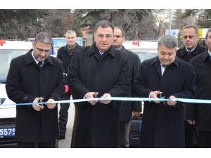 Eskişehir Polisine 6 Yeni Araç