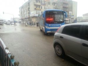 Kar Bursa'ya Batıdan Geldi