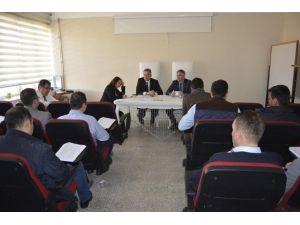 Belediye Koordinasyon Kurulu Toplantısı