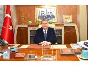 Başkan Çerçi'den Yeni Yıl Mesajı