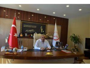 Çat Belediye Başkanı Arif Hikmet Kılıç'tan Yeni Yıl Mesajı