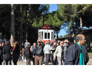 Tarihi Dokuma İplik Fabrikası, kent parkı oldu