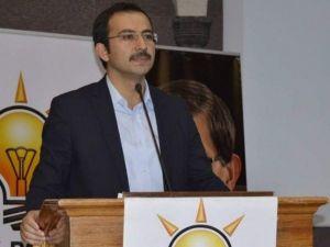 AK Parti İl Başkanı Tanrıver'den Mekke'nin Fethi Ve Miladi 2016 Yılı Mesajı