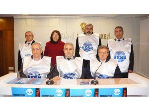 KESK: AKP iş güvencesine göz dikti