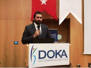 """Başkan Kafkas; """"DOKAP Ve Doka Bölgenin Can Simitidir"""""""