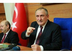 Bolu Belediye Başkanına Kumpas İddiası
