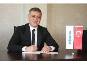 """Mersin GİAD Başkanı İzol: """"Yeni Yıl Başarılar İle Gelsin"""""""