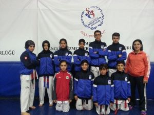 Taekwondo'da Yunusemre Belediyespor Farkı
