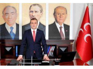MHP Ankara İl Başkanı Çetinkaya: