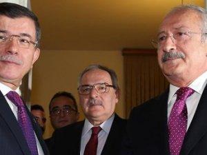 Davutoğlu-Kılıçdaroğlu görüşmesi sonrası ilk açıklamalar