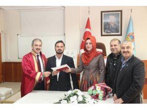 Çankırı'da 2015 Yılında 653 Çift Dünya Evine Girdi