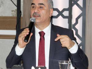 Başkan Aydın: 2015'de birçok projeyi hayata geçirdik