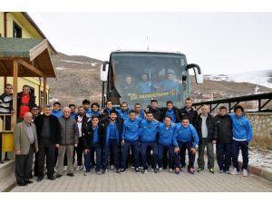 Bayburt Grup İkinci Dönem Hazırlıkları İçin Antalya'ya Gitti