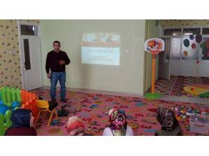 Çocuk Kampüsünde Risk Analizi Eğitim Semineri Düzenlendi