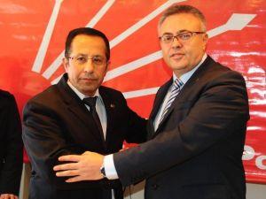 Uşak CHP İl Başkanlığında Devir Teslim Töreni