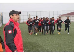 Yeşilyurtspor İkinci Yarı Hazırlıklarını Malatya'da Sürdürecek