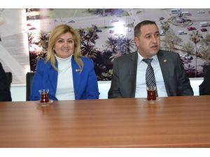 Türk Anneler Derneği, OGC'yi ziyaret etti