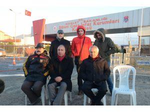 Tutuklu gazeteciler için başlatılan umut nöbeti devam ediyor