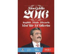 Başkan Alıcık'ın Yeni Yıl Mesajı