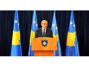 """Kosova Başbakanı Mustafa: """"Asla İstifa Etmeyeceğim"""""""