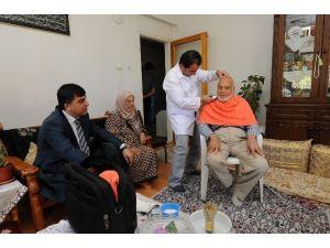 Şehitkamil Belediyesi 'Vefa' İle Mutlu Etti