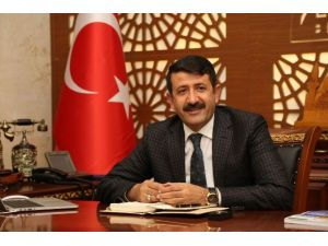 Eyyübiye Belediye Başkanı Ekinci'den Yeni Yıl Mesajı