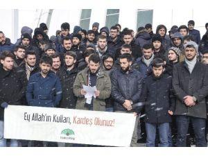 KOÜ Mescit Birliği'nden ODTÜ Protestosu