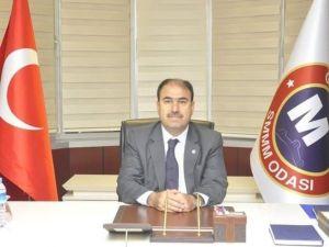 Gaziantep SMMMO'dan 'Öz Yönetim' Senaryolarına Tepki